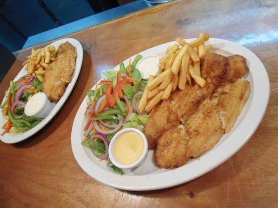 Carribean Grilled Flavors: best fish n Chops on Sxm