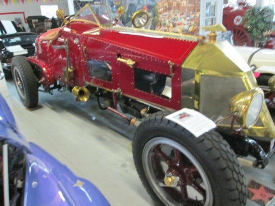 City Garage Car Museum : 1915 Van Blerck Speedster 1 of 1