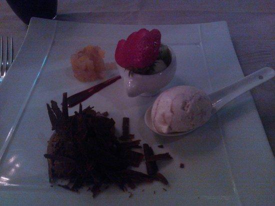 La Romantica : desserts