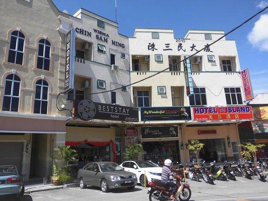 Best Stay Hotel Pangkor Island: Blick auf den Eingangsbereich