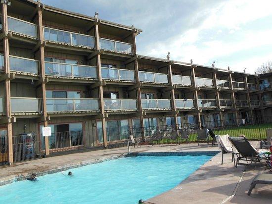 Tahoe Lakeshore Lodge and Spa: l'hôtel