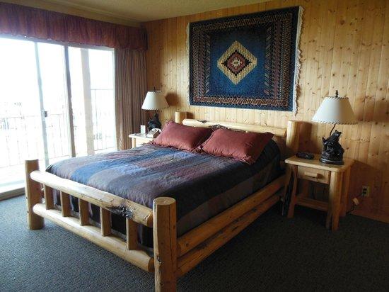 Tahoe Lakeshore Lodge and Spa: Chambre