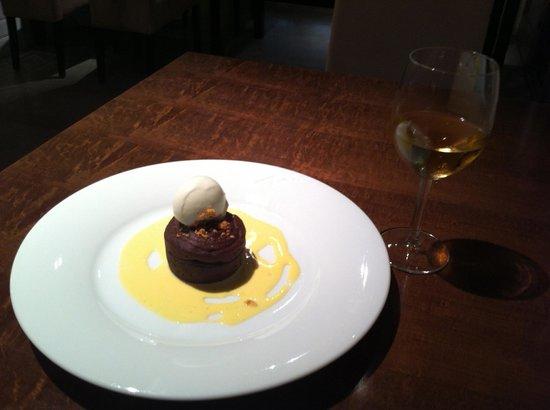 Hugo Restaurant : Dessert