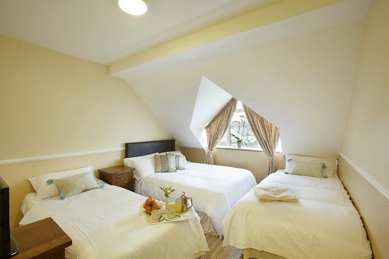 The Barley Field : rooms