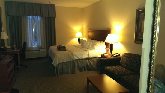 Holiday Inn Hotel & Suites Beckley: Our room