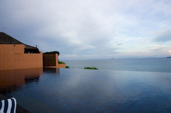 Sri Panwa Phuket Luxury Pool Villa Hotel: View from Baba Nest