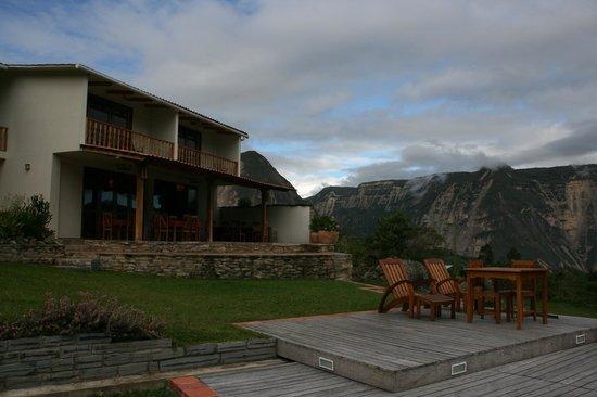 Gocta Andes Lodge: Les chambres
