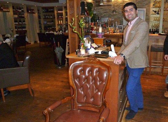 Sam Ratkes Culinarium: Der Chef