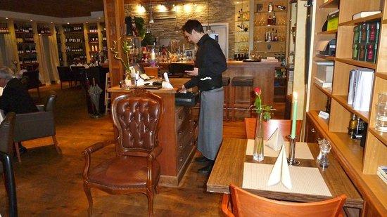 Sam Ratkes Culinarium: Eingangsbereich