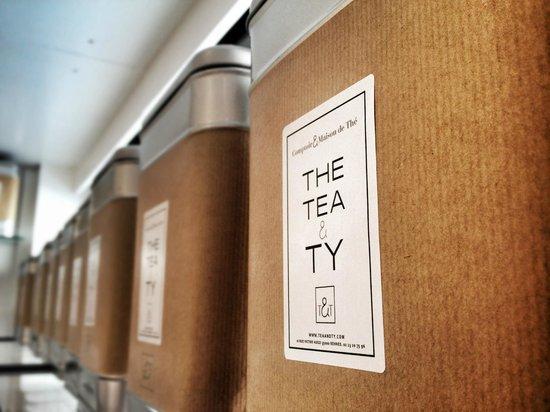 TEA & TY
