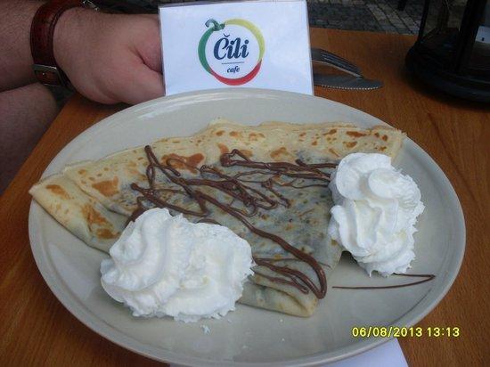 Cili Cafe: yummy