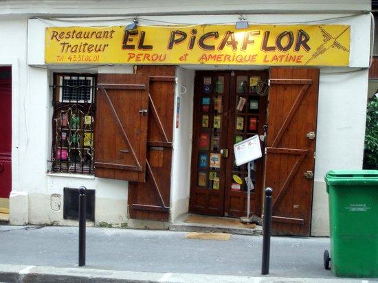 El Picaflor : Le Restaurant