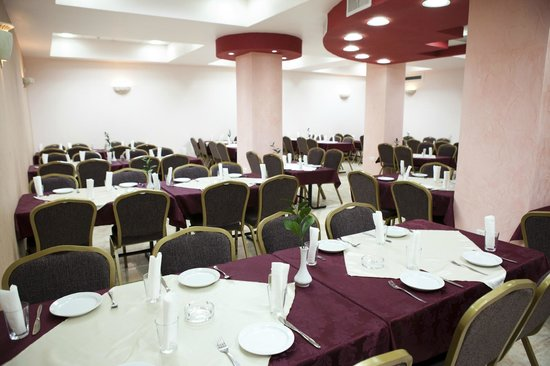 New Victoria Hotel Jerusalem : Dining Room