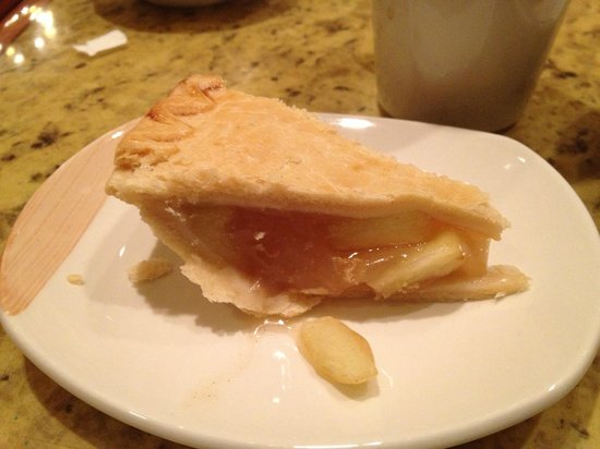 Carnival World & Seafood Buffet: Apple pie
