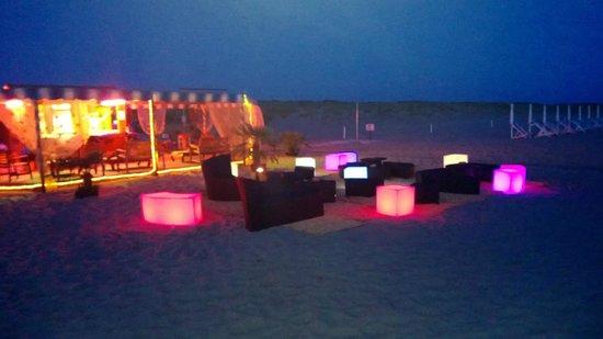 Dunadonda: il bar della spiaggia