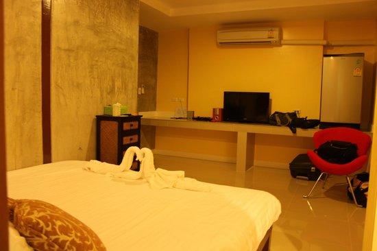 Baan Baramee: Room