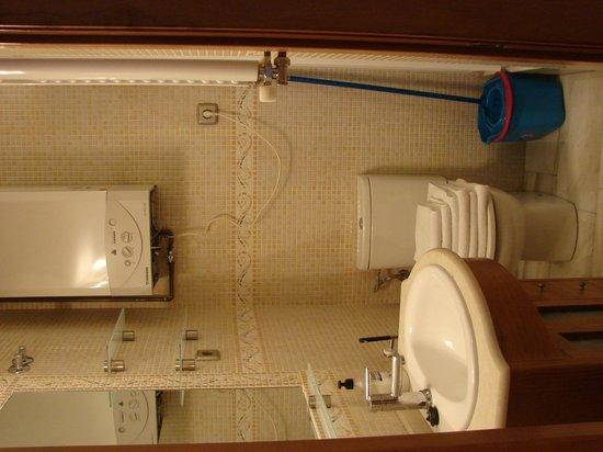 Apartamentos Good Stay Madrid: il bagno