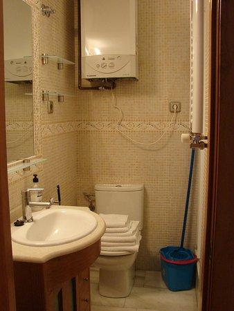 Good Stay Madrid: il bagno