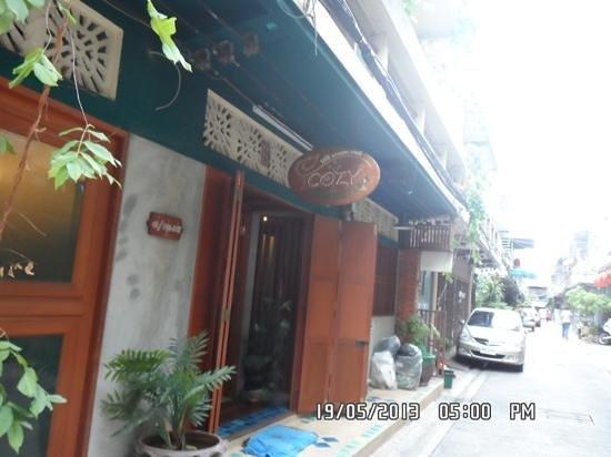 Cozy Bangkok Place Hostel : Add a caption