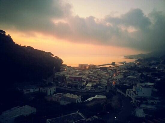 Hotel Terme San Lorenzo: alba meravigliosa !!!
