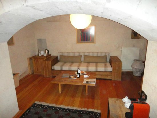 Argos In Cappadocia: Living Room