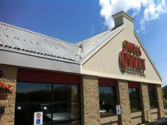 Swiss Chalet Rotisserie Grill Kingston 85 Dalton Ave