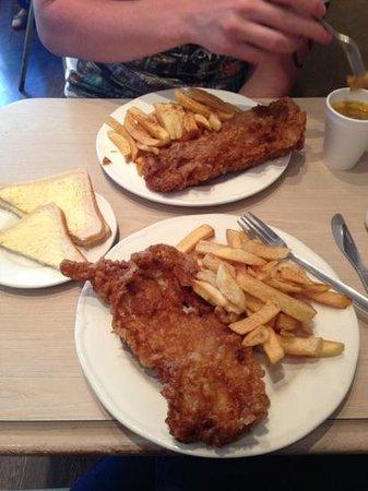 Alexanders Fish Restaurant