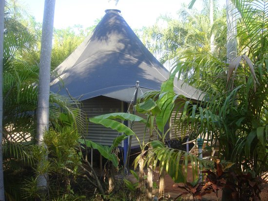 Anbinik Kakadu Resort: Our bush bungalow