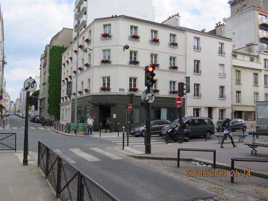 Eiffel Saint Charles: hotel