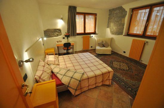 Al Duca Bed & Breakfast: Camera matrimoniale - Double bedroom