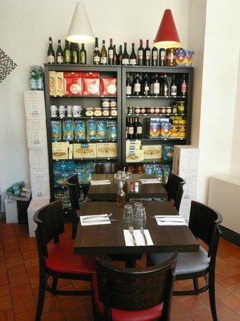 les saveurs d'italie : Vente de produits italiens