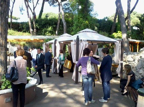 Cofe Break Picture Of Shangri La Corsetti Rome Tripadvisor