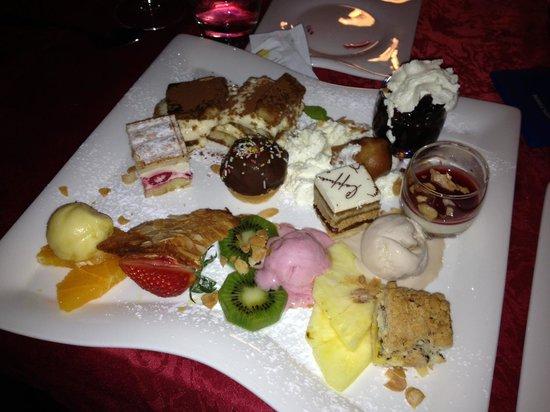 """La Wantzenau, Francja: Mon assiette gourmande """"C pas jolie"""""""