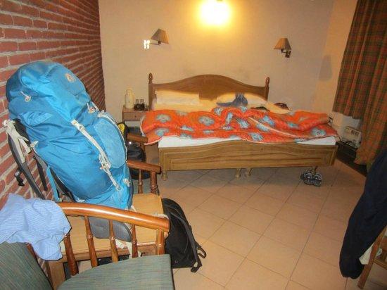 Grand Hotel : Bedroom