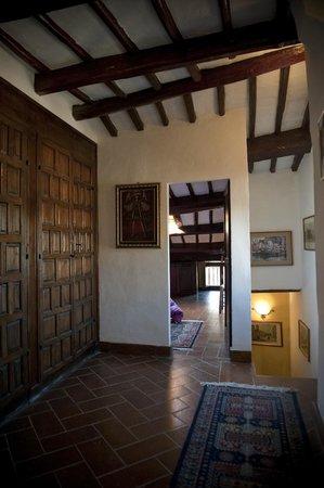 B&B Acquedotto: Hallway