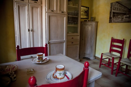 B&B Acquedotto: Kitchen