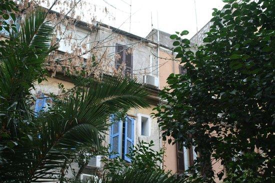 Hotel Midi Rome: Garden