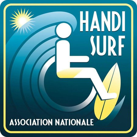 Ecole de Surf Lehena : Label de l'association nationale Handi surf