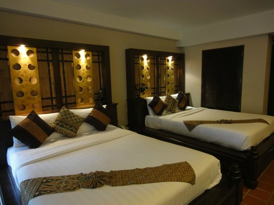 Aonang Princeville Resort: Spacious room