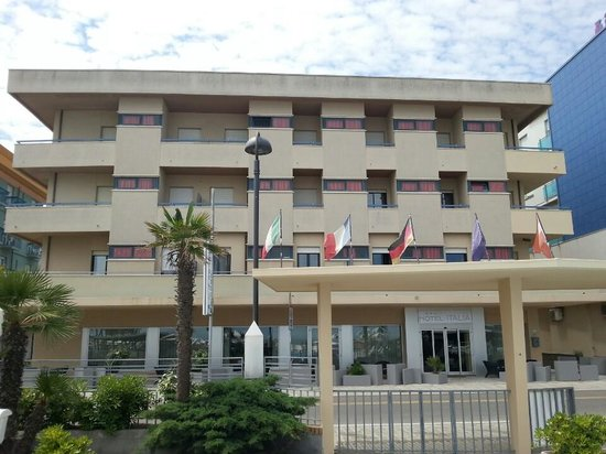 Hotel Italia: The hotel!!!