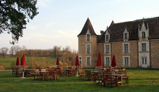 Domaine des Etangs : The castle