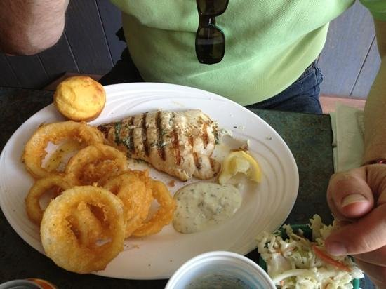 Joey's Seafood and Grill: delicious