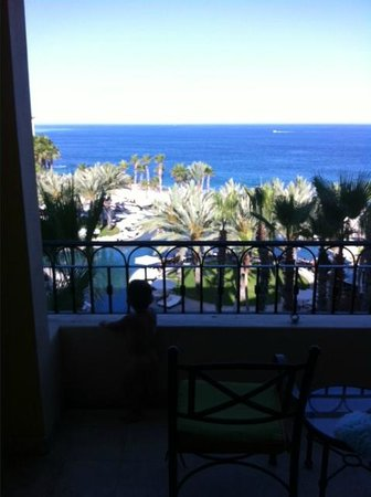 Hilton Los Cabos Beach & Golf Resort: View from 4060