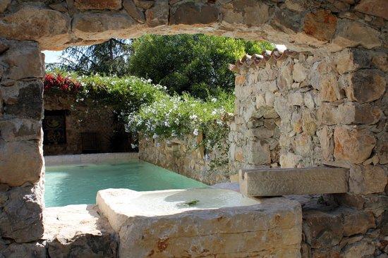 La Parare: The pool