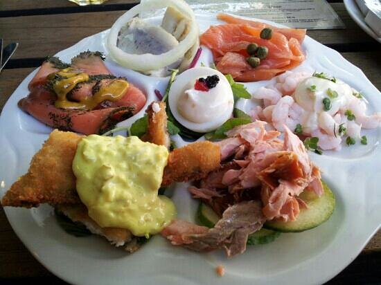 Kro Bar: FISH Platter