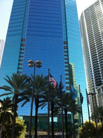 Hyatt Regency Miami: Haupteingang