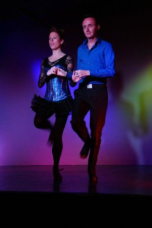 Jig, the Story of Irish Dance: Pair Dancing