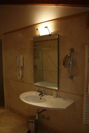 Relais Corte Pontigliardo: specchio