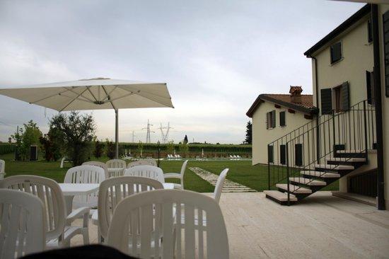 Relais Corte Pontigliardo: Prato