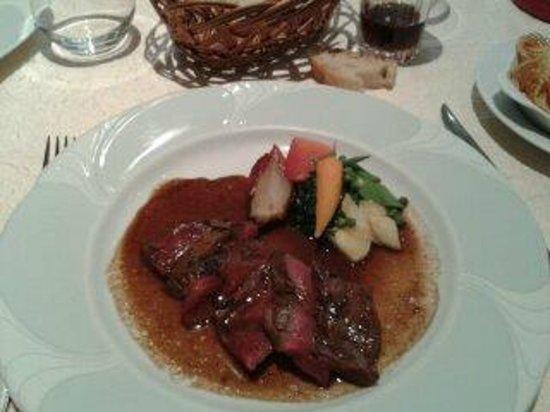 La germandree lons le saunier restaurant avis num ro - Cuisine lons le saunier ...